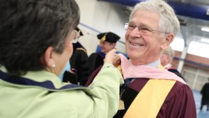 Spring Commencement 2019 16