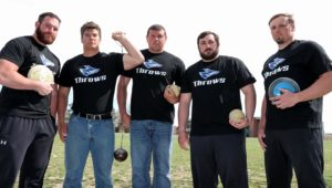 UNK Throwers