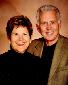 Pete and Jane Kotsiopulos