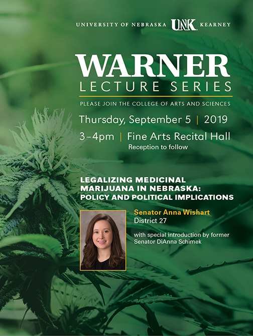 Warner Lecture Series Poster