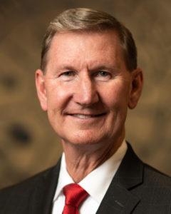 Ted Carter, NU President