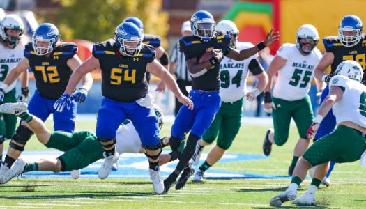 Lopers NW Missouri St 38