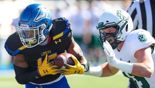 Lopers NW Missouri St 40