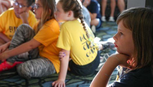 fourth grade campus visit 2