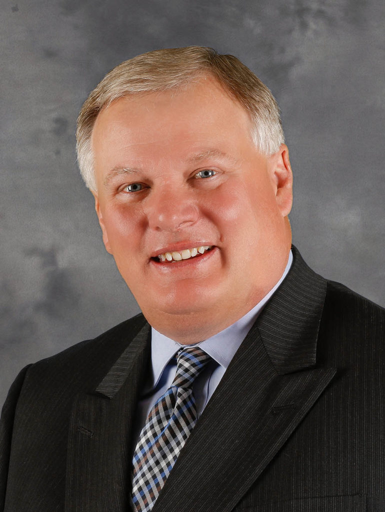 Doug Kristensen, UNK Chancellor