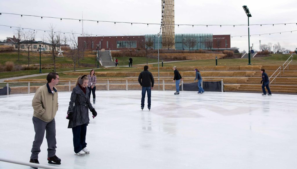 Unk Faculty Staff Students Skate Free At Unmc Ice Rink
