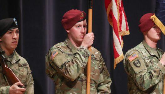 veterans day ceremony 2019 1