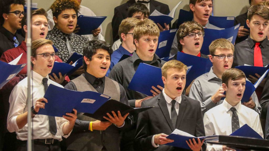 101 high schools, 760 students to perform in UNK honor ...