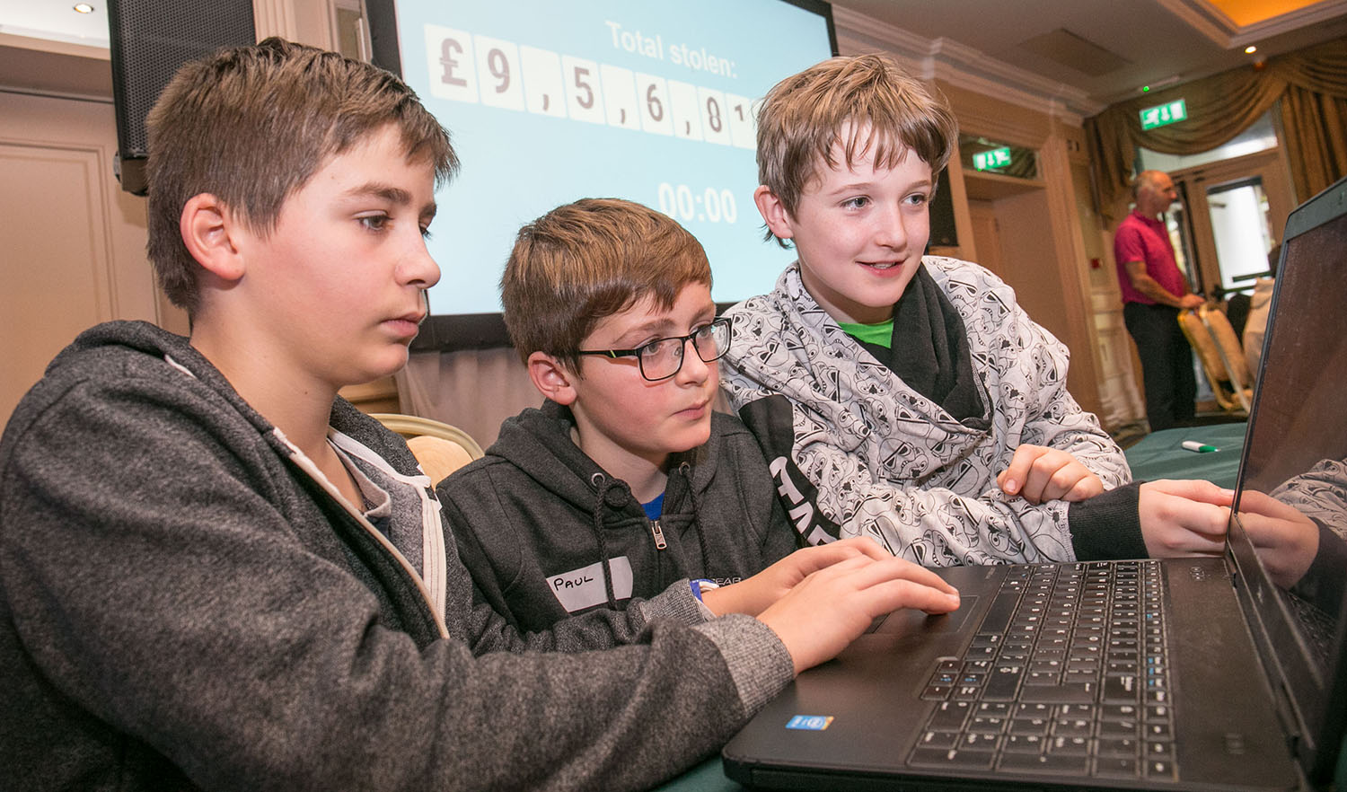 CoderDojos allow youths to explore technology and learn about computer programming, website development and app or game design in an informal, creative and social environment. (Courtesy CoderDojo)