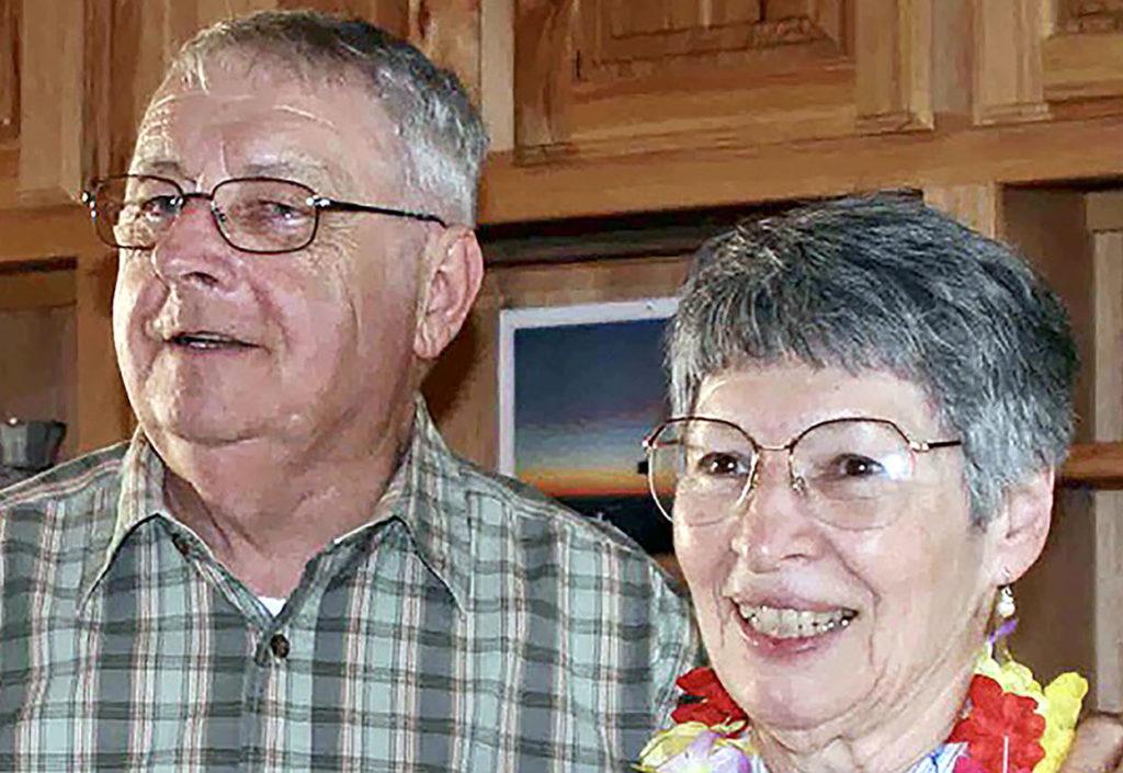 Alan and Irene Smith