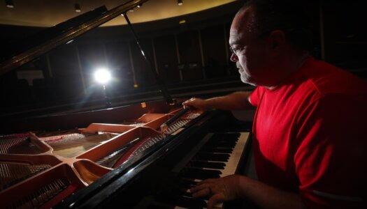 Mick Johnson Piano 9