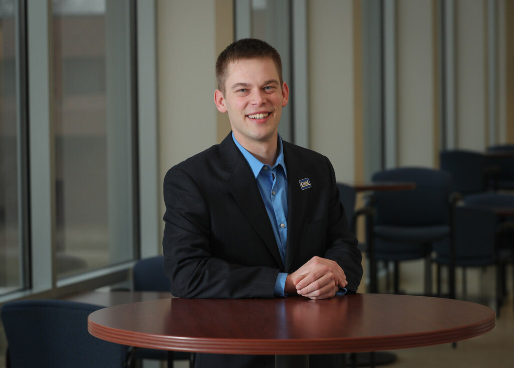 Brandon Drozd is program coordinator for the Central Nebraska Area Health Education Center at UNK.