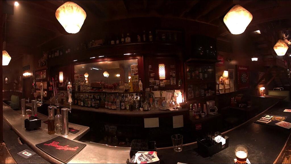 "The Mellow Tiger Bar featured on Hulu's ""Castle Rock."" (Hulu)"