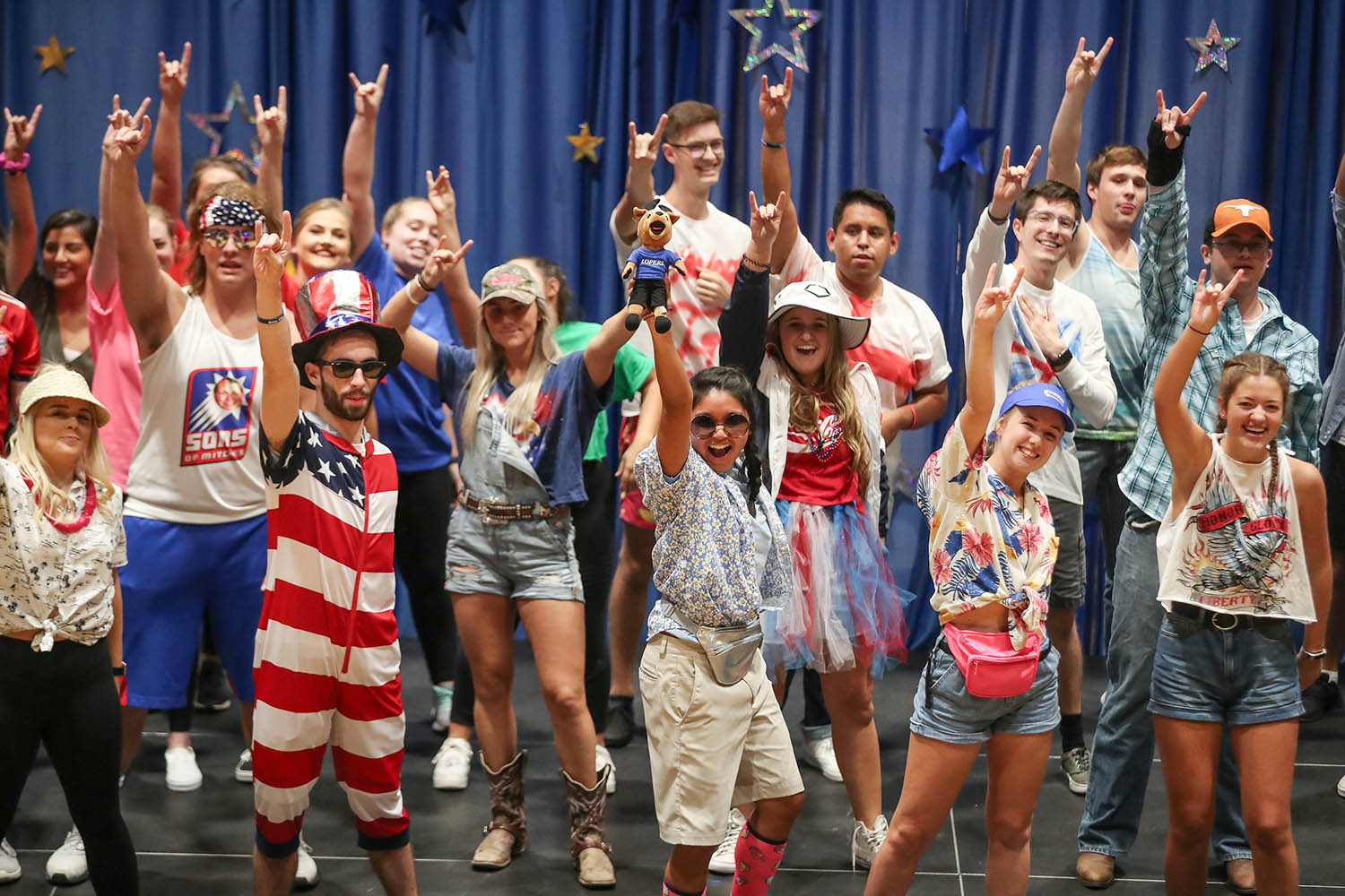 One of the most popular UNK homecoming events, the lip-sync contest is scheduled for 7 p.m. Thursday in the Health and Sports Center.