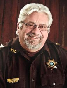Knox County Sheriff Don Henery