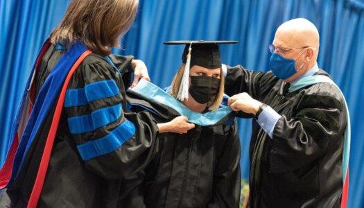 Winter Graduate Commencement 12