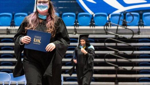 Winter Graduate Commencement 14