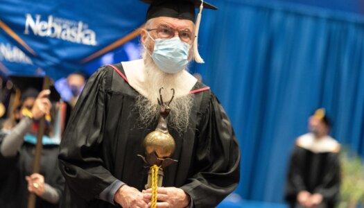Winter Graduate Commencement 15