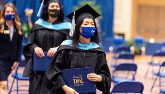 Winter Graduate Commencement 17