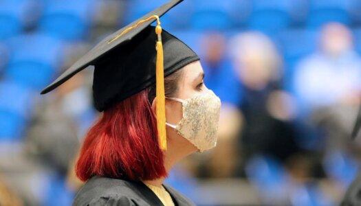 Winter Graduate Commencement 19