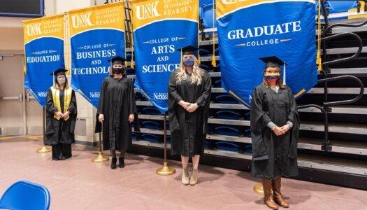 Winter Graduate Commencement 2