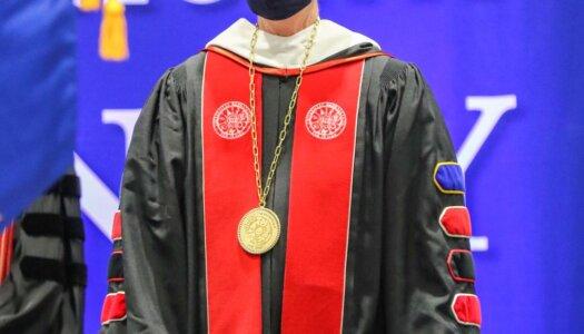Winter Graduate Commencement 22