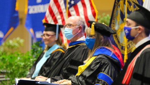 Winter Graduate Commencement 26