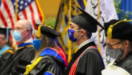 Winter Graduate Commencement 27