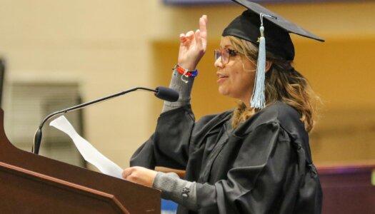 Winter Graduate Commencement 32