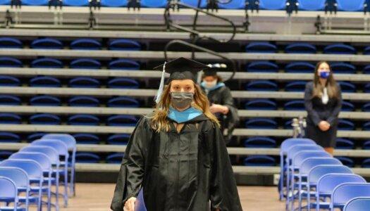 Winter Graduate Commencement 35