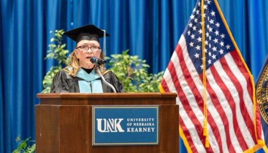 Winter Graduate Commencement 6