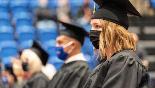 Winter Graduate Commencement 7
