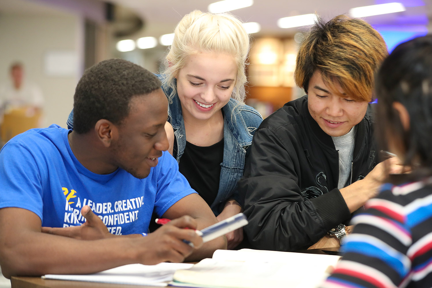 UNK's College of Education recently formed a Diversity, Equity, Inclusion and Social Justice Committee to enhance the university's larger efforts to diversify its student population and further promote an educational environment that provides equal opportunities for all individuals.