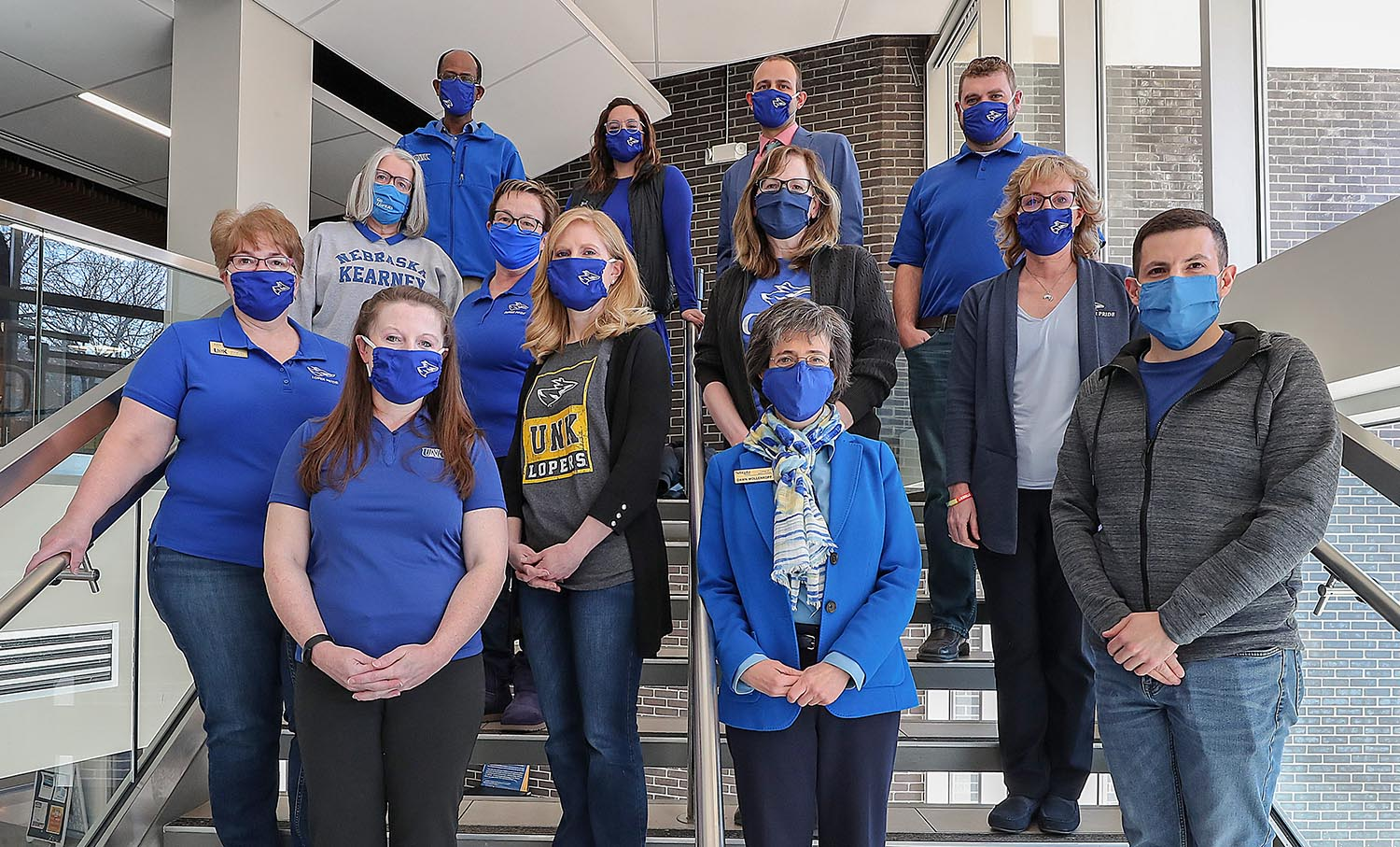 The Equity, Access and Diversity Advisory includes faculty, staff and students representing each academic college and non-academic division at UNK.
