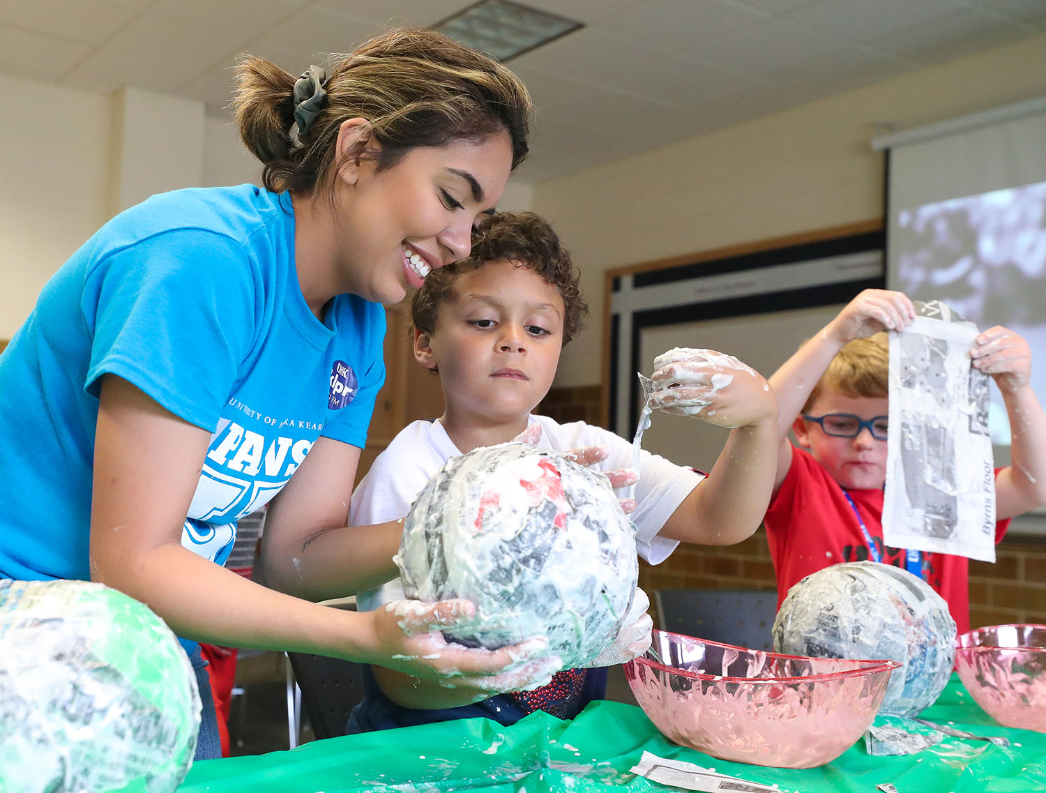 PAWS University features a variety of one-week workshops and four-week academies for elementary students. The summer learning program is offered June 7 through July 2 on the UNK campus.