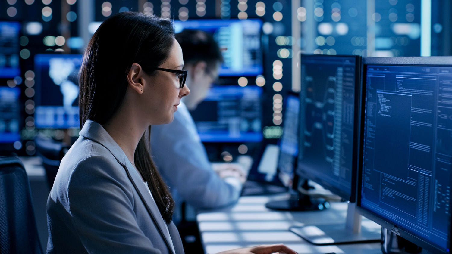 The U.S. Bureau of Labor Statistics projects a 31% growth rate for information security analysts from 2019-29, far exceeding the national average for all occupations.