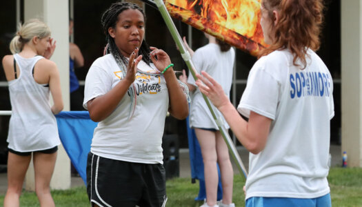 Marching Band Camp 2021-3