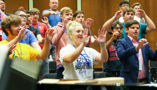 All-State Choral Clinic 19