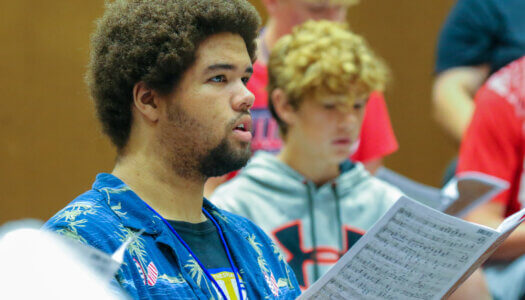 All-State Choral Clinic 4