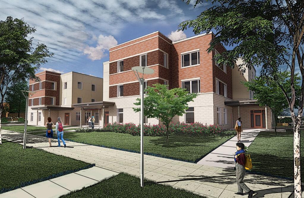 Greek Housing A 4