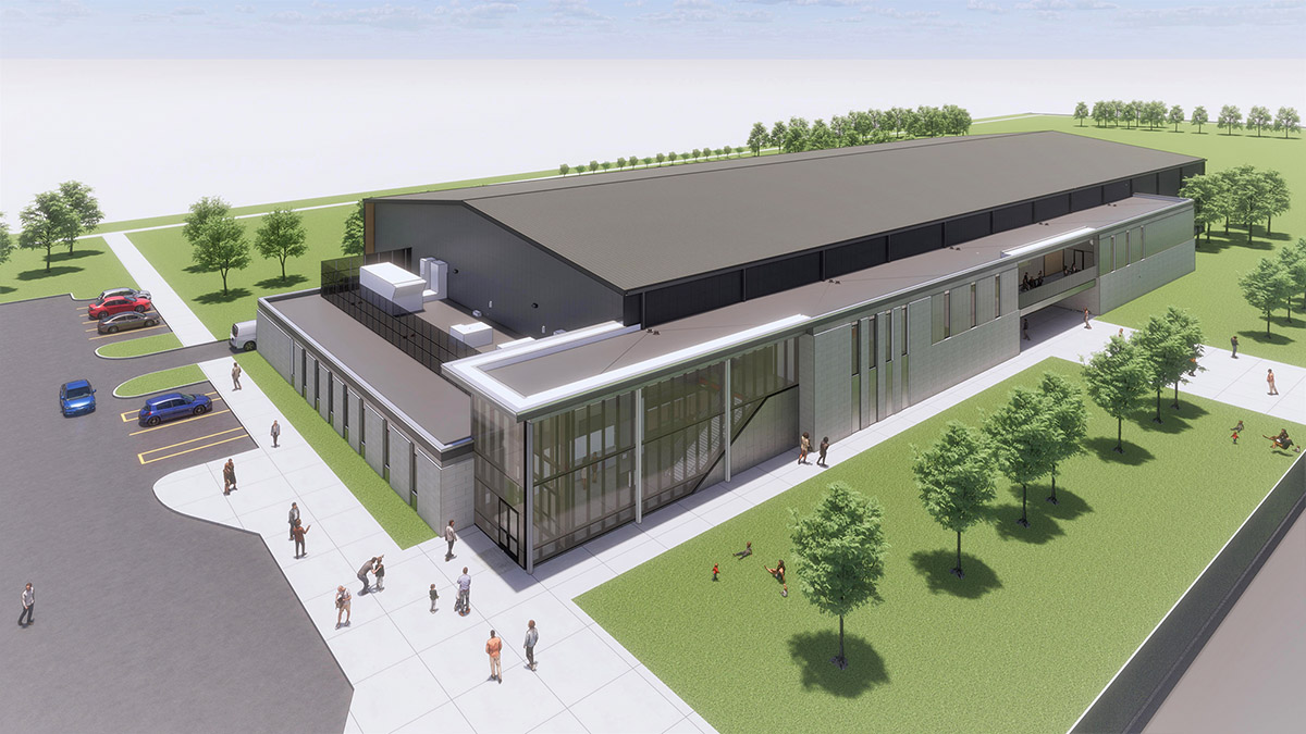 A new indoor tennis complex will create additional opportunities for players of all ages. The $8.8 million facility will serve the UNK women's team, as well as the Kearney Tennis Association and Kearney Park and Recreation.