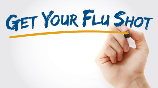 Flu Shot Clinic graphic