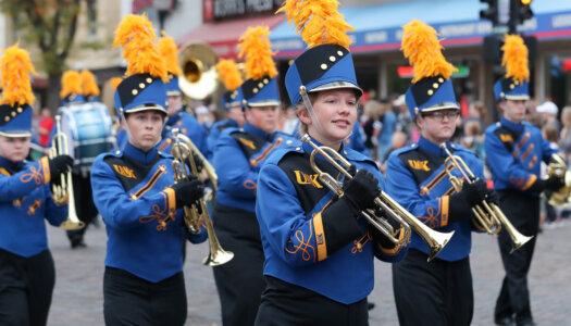 Homecoming Parade 2021-09