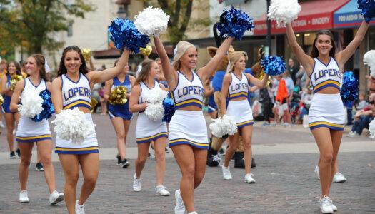 Homecoming Parade 2021-12
