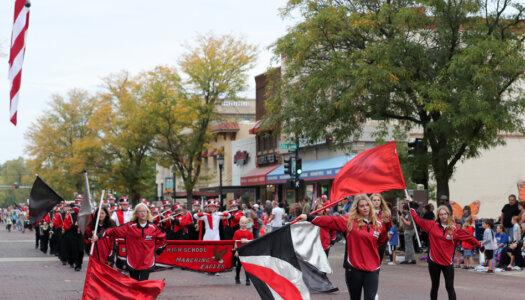 Homecoming Parade 2021-23