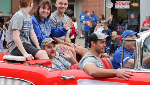 Homecoming Parade 2021-26