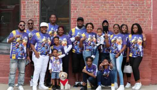 TJ Davis family