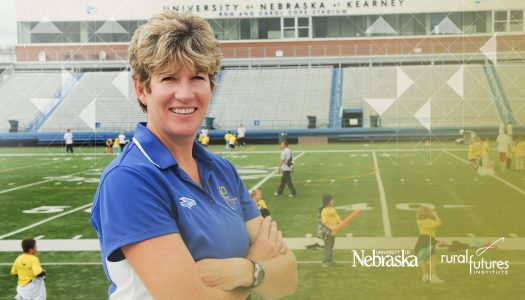 """UNK Professor Kate Heelan's RFI Competitive Award project, """"Translating an Evidence-based, Family-based Pediatric Obesity Program for Adoption by Rural Communities,"""" helped her team provide pediatric obesity treatment programs to rural communities that did not have resources to help their youth in need."""