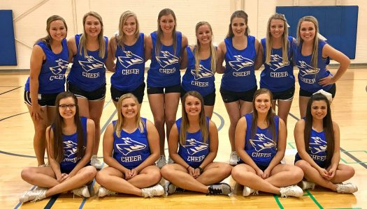UNK Cheer Squad