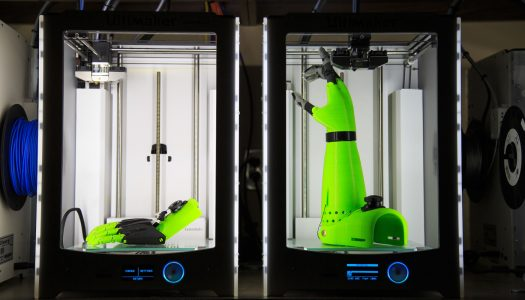 """""""Researchers from across the University of Nebraska system will spend the next two years designing and testing a new 3D-printed arm designed to improve the lives of children with lower arm amputations and medical malformations."""""""